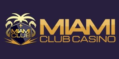 10$ ingyen bónusz a Miami Club kaszinóban
